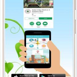 Pendaftaran Online RSUD Dr. R. Soetijono Blora Versi Android