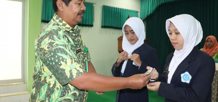 Penerimaan Praktek Mahasiswa Akbid Bakti Utama Pati 2018 Gel II
