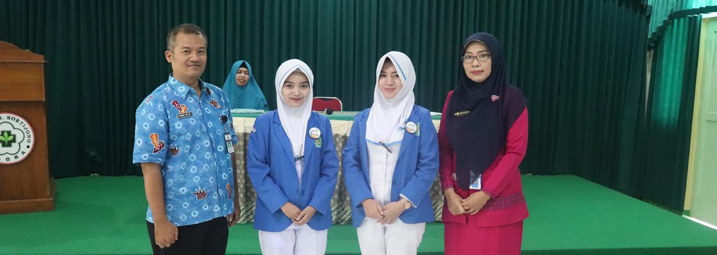 Penerimaan Praktik Mahasiswa Akbid Islam Al-Hikmah