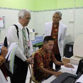 Survey Verifikasi Akreditasi Tahun Pertama RSUD dr R Soetijono Blora