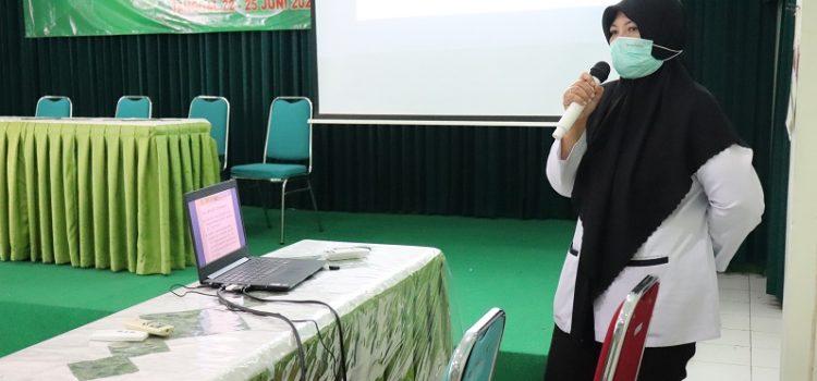 In House Training Bayi Baru Lahir bagi Bidan dan Perawat RSUD dr. R. Soetijono Blora