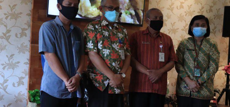 Perjanjian Kerja Sama antara RSUD dr. R. Soetijono Blora dengan GKJTU (Gereja Kristen Jawa Tengah Utara) Blora