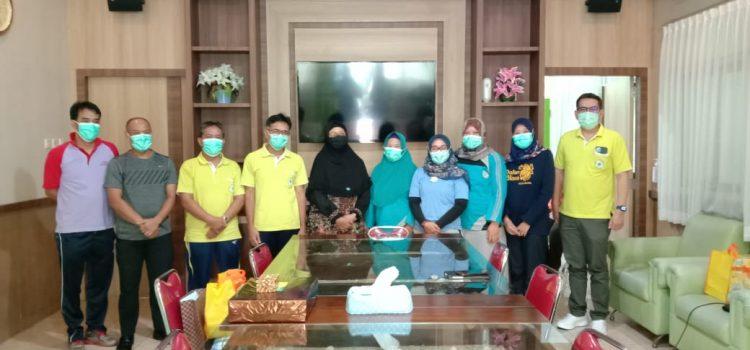 Acara Pelepasan Purna Tugas Untuk Bapak Imam Widodo, S.SiT dan dr. Endah Kurnia P, Sp.PK,