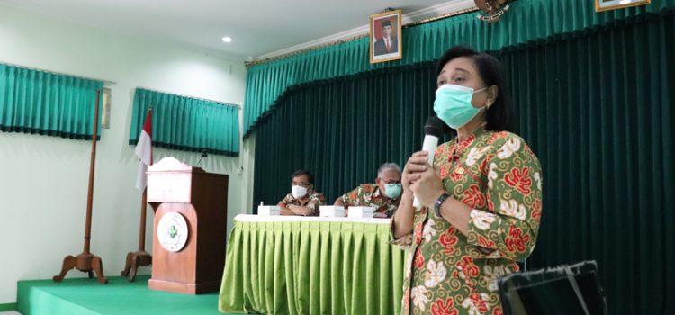 Orientasi Pegawai Kontrak RSUD dr. R. Soetijono Blora Tahun 2021