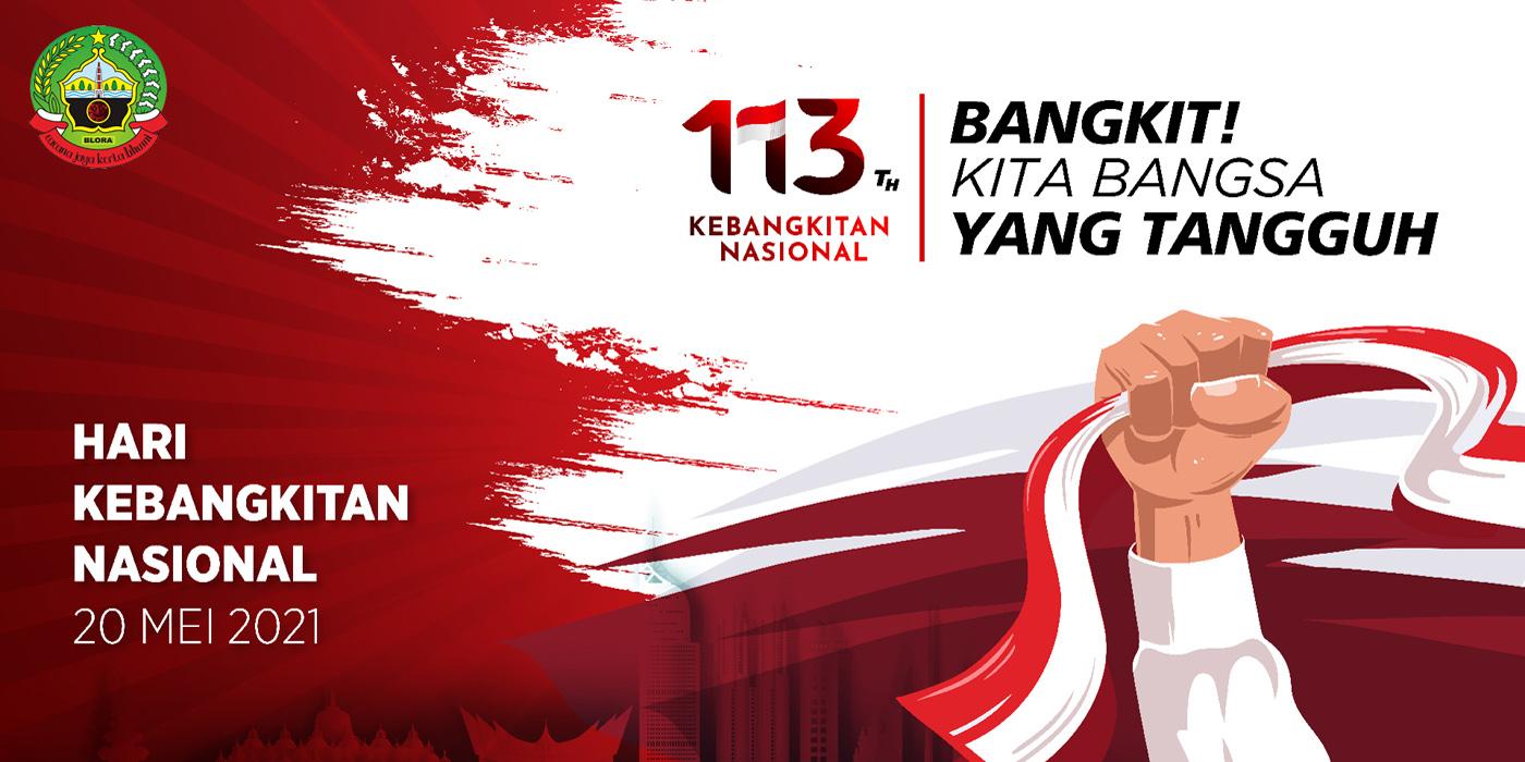 Hari Kebangkitan Nasional ke-113 Tahun 2021