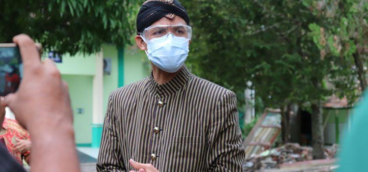 Kunjungan Kerja Gubernur Jawa Tengah di RSUD dr. R. Soetijono Blora