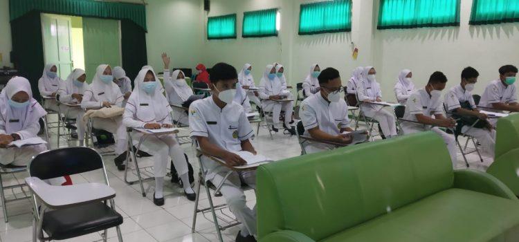 Pembekalan Mahasiswa Praktik Prodi D-3 Keperawatan Poltekes Kemenkes Semarang